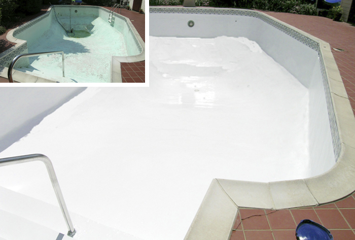 Dura Seal Epoxy Pool Paint Amp Sealer By Smart Seal Blue